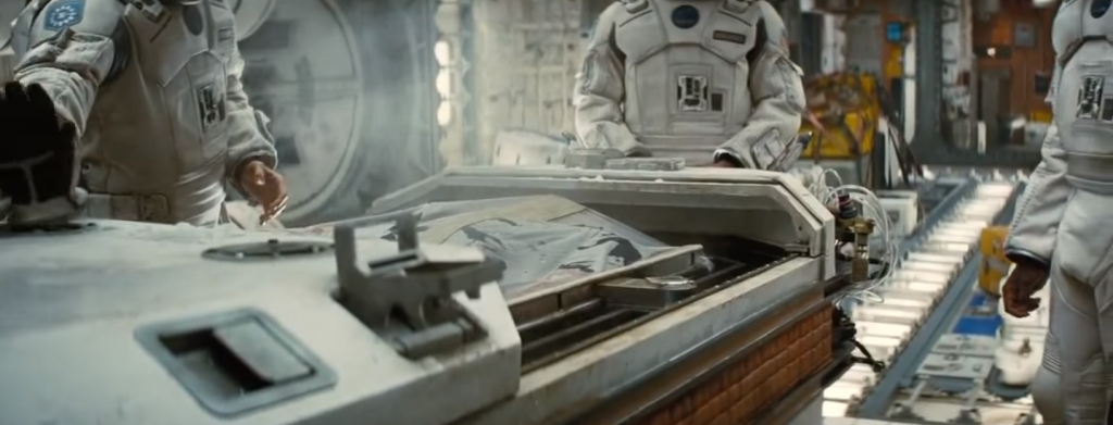 Interstellar - Photo credit: Paramount Pictures