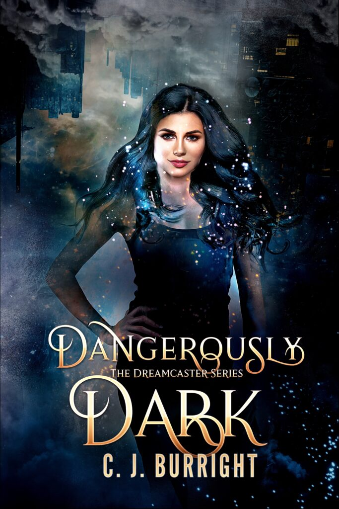 Book Cover: Dangerously Dark